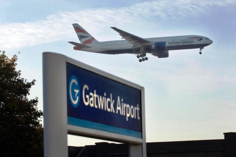 Аэропорт Гатвик